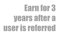 Earn for 3 years