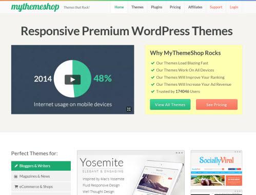 MyThemeShop Website