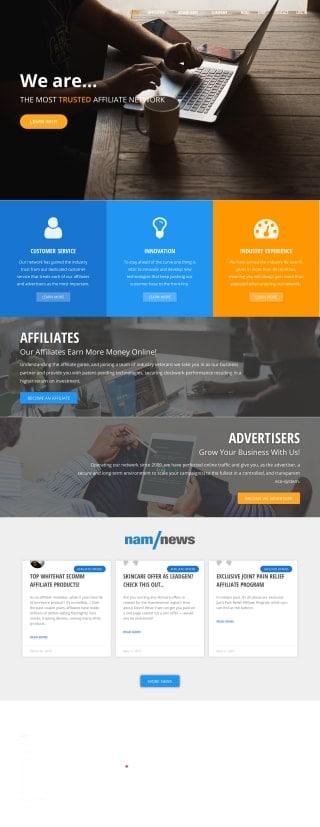 NAM affiliate program review